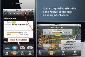 Melbourne Airport Flight Tracker